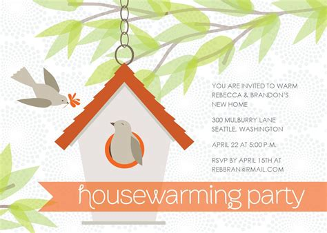 free housewarming invitation card template housewarming invitations cards housewarming invitation