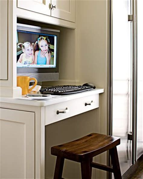 Small Computer Desk For Kitchen The World S Catalog Of Ideas