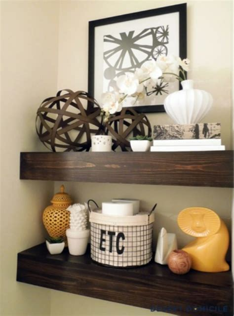 Towel Folding Ideas For Bathrooms 40 brilliant diy shelves that will beautify your home