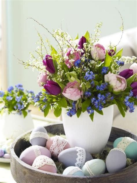 easter decoration 50 beautiful ideas for the spirit of easter and spring