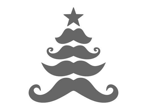 Tangerine Home Decor moustache tree craft shape craftcuts com