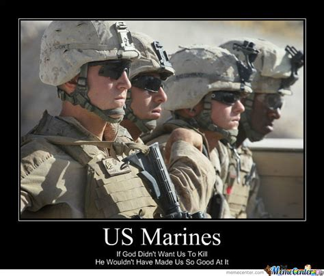 Us Memes - us marines by talkstraight meme center
