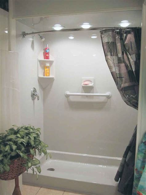 bathtub to walk in shower conversion kits 12 best images about bath remodel ideas on pinterest