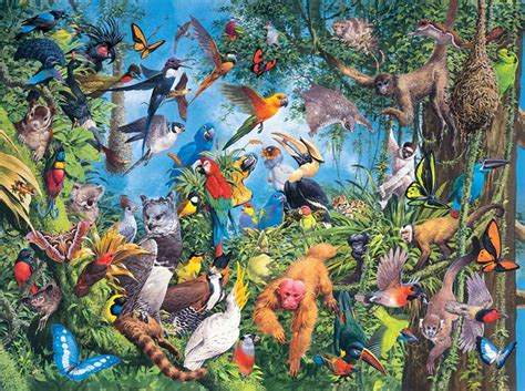 usa map jigsaw puzzle by hamilton grovely tropical treetops jigsaw puzzle puzzlewarehouse