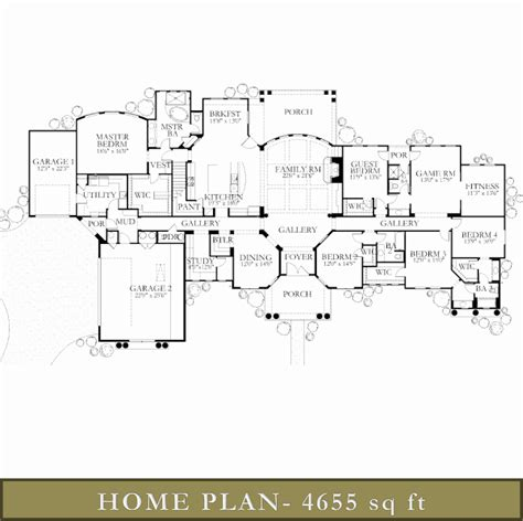 bedroom floor plans over 5000 house plans house floor plans 5000 sq ft home mansion