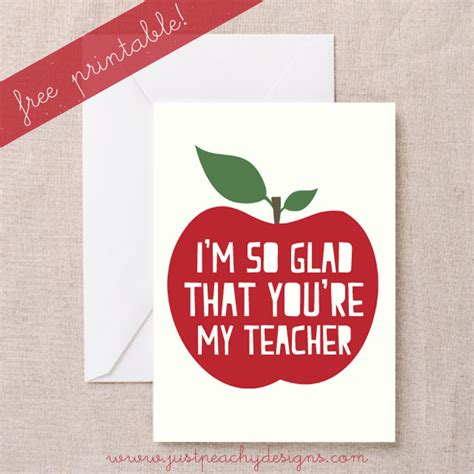printable thank you cards for teacher appreciation just peachy designs free teacher appreciation printable