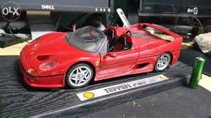 F50 Price Shell Collezione Maisto 1995 F50 For Sale