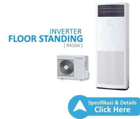 Ac Lg Standing Floor 3pk ac floor standing inverter r410a 3pk dealer resmi ac daikin