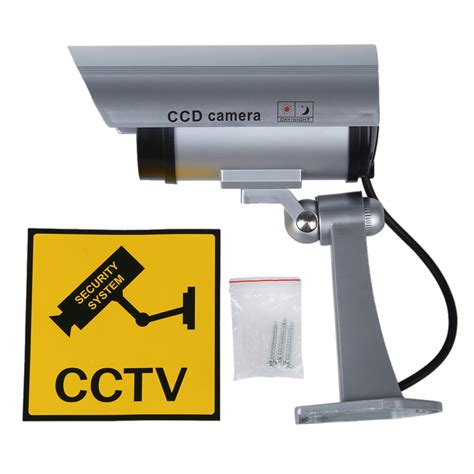 wireless waterproof dummy ir security surveillance