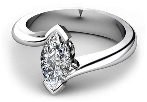 Wedding Bands Mobile Al by Marquise Cut Engagement Ring By