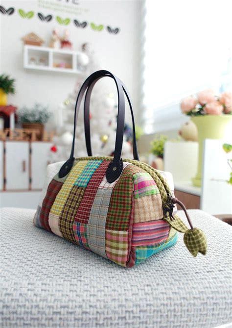 Tutorial Bag Handmade - best 20 patchwork tutorial ideas on patchwork