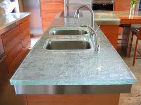 Glass Kitchen Countertops Glass Kitchen Countertops Kitchen Ideas