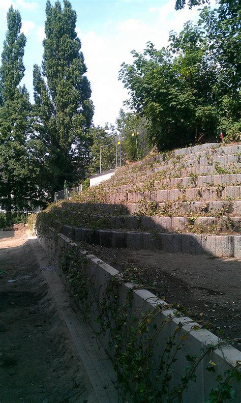 Garten Und Landschaftsbau Voerde by B 246 Schungssicherungen Eickhoff Gartenbau Landschaftsbau