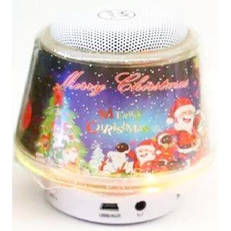 Christmast Bluetooth Speaker Table L With Led Light christmast bluetooth speaker table l with led light multi color jakartanotebook