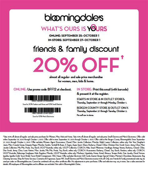 Friends And Family Discount At Prescriptives by Bloomingdales Friends And Family Discount 18