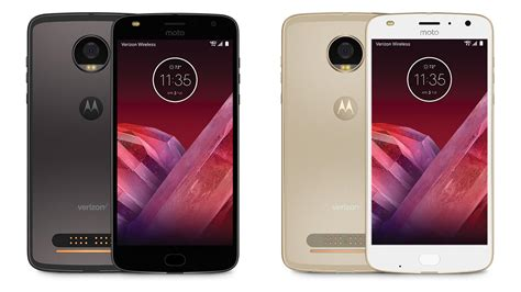 Moto Z2 Moto Z2 Play Specs Price Release Date And Everything