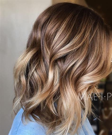 Pictires Of Highlights With Smsll Lowlights | 2017 highlights and lowlights for light brown hair new
