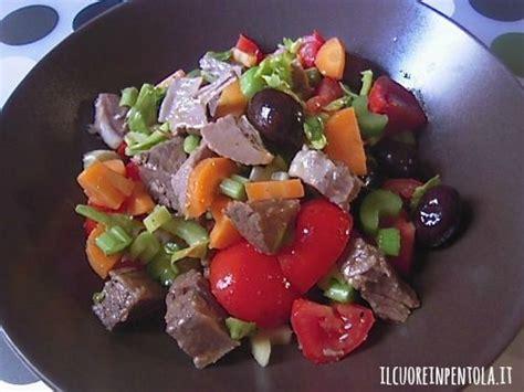 come cucinare il bollito di carne ricetta giorno insalata di bollito di manzo live