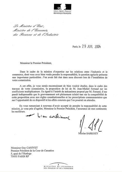 Exemple De Lettre De Démission D Emploi Lettre De Mission Compl 233 Mentaire Cour De Cassation