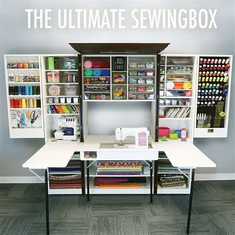 25 unique sewing cabinet ideas on craft