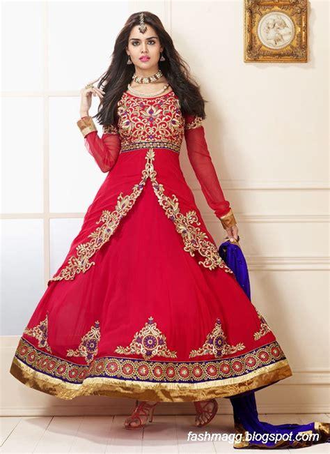 Wedding Frocks For by Indian Anarkali Umbrella Wedding Brides Bridal Wear