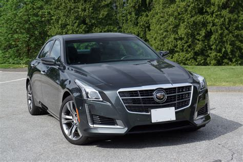 Cadillac Cts V Cost by 2014 Cadillac Cts Vsport Road Test Review Carcostcanada