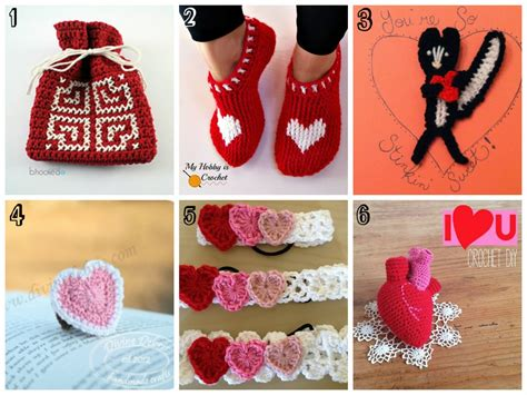 valentines crochet free s day crochet patterns 2015