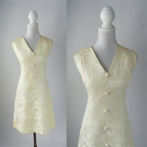 white retro wedding dresses vintage dress vintage dress retro 60s dress white