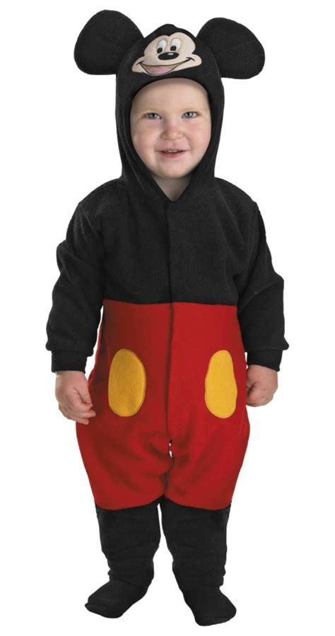 Branded H 300810 Mickey Mouse mickey mouse infant mickey mouse infant costume