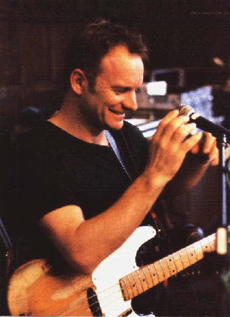 Sting Keeps The Going by Sting Bio Photos From Mad About You By Rocky Dickerson