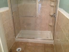 convert bathtub to walk in shower