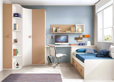 Petit Escalier Colimaçon by Chambre Moderne Lit Rond