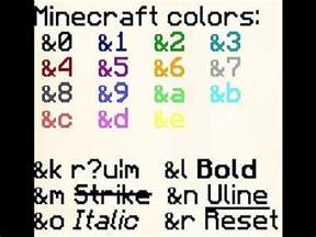 essentials color codes minecraft pe 0 15 4 how to get color codes