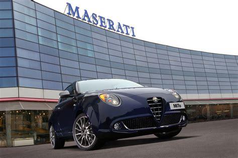 alfa romeo mito for maserati a limited edition service