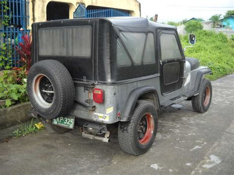San Fernando Jeep Wrangler Jeep For Sale From Panga San Fernando Adpost