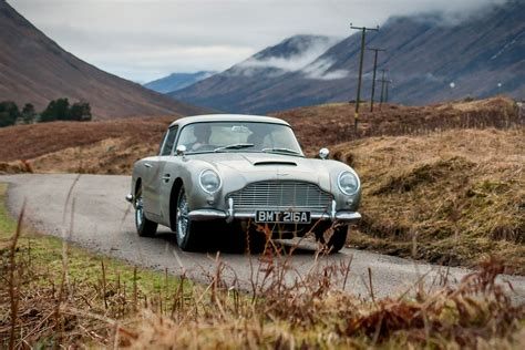 Aston Martin Goldfinger by Aston Martin Goldfinger Db5 Continuation Uncrate