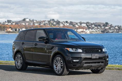 silver range rover sport 2017 2017 range rover sport supercharged in