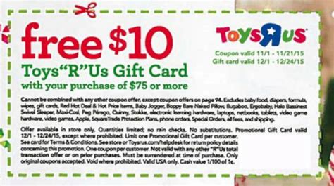 Toys R Us Discount Gift Card - toys r us archives frugal coupon living
