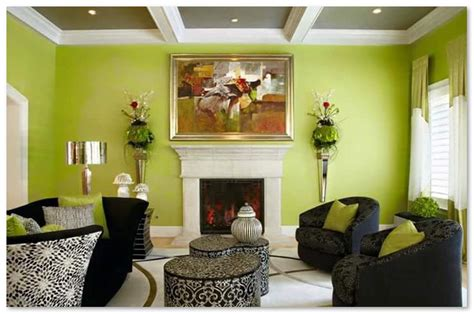 desain kamar hijau tosca gontoh