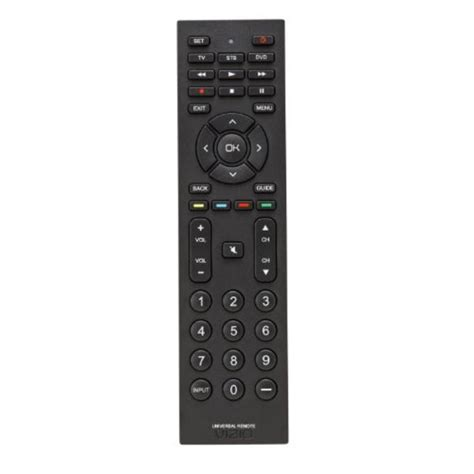 vizio xrum universal home theater remote manual design