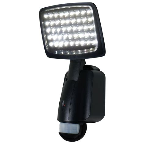 motion detector lights home depot xepa 160 degree outdoor motion activated solar powered