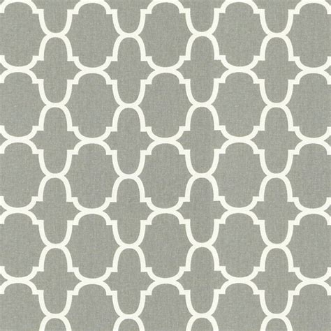 trellis gray fabric by the yard traditional upholstery - Grey Trellis Fabric