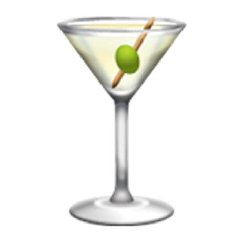 cocktail emoji cocktail glass emoji u 1f378 u e044