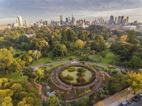 melbourne royal botanic garden garden ftempo