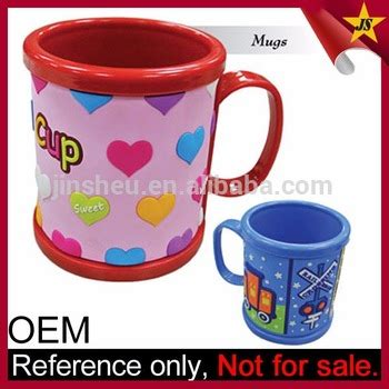 coffee cup rubber st wholesale cheap plastic rubber coffee personalized