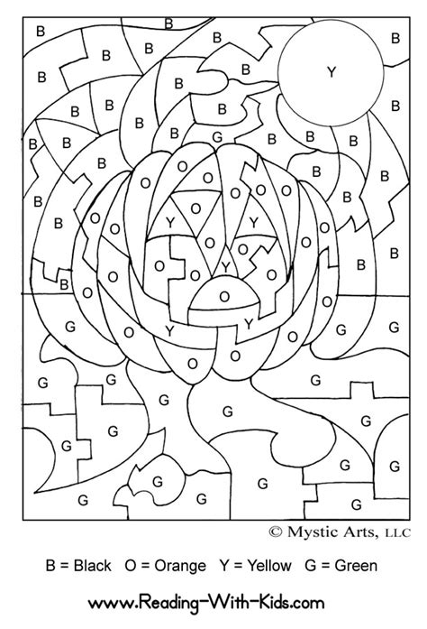 halloween coloring pages numbers halloween