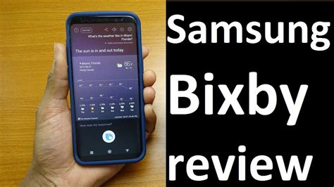 samsung bixby review