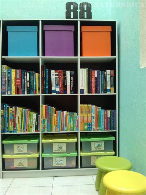 membuat rak buku mini mengemas rak buku untuk mini library bhgn 2 susun atur