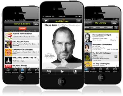 audible mobile store app audiobooks with audible