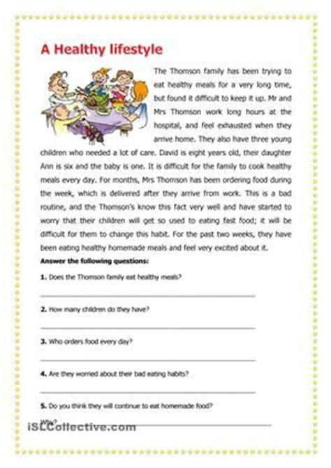 reading comprehension test about food 94 best reading comprehension images on pinterest learn